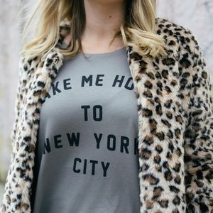 Take Me Home To New York City